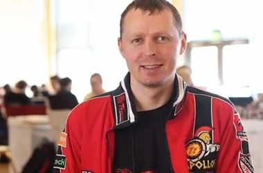 """Aleksey """"White-Ra"""" Krupnyk"""