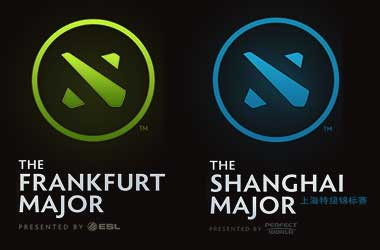 Frankfurt and Shanghai Major